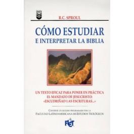 Cómo estudiar e interpretar la Biblia - FLET