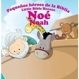 Noé:  Pequeños héroes de la Biblia