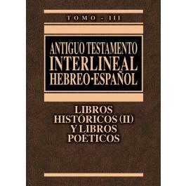 Antiguo Testamento interlineal hebreo-español. Vol. 3
