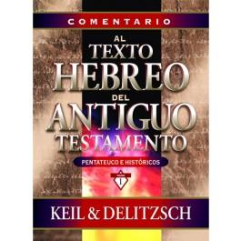 Comentario al texto hebreo del A. T. Vol. 1