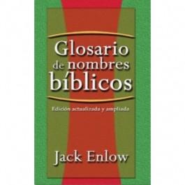 GLOSARIO DE NOMBRES BIB. REVISADA