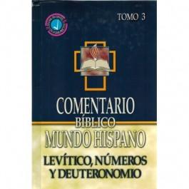 COMENTARIO BMH, TOMO 3 - LEVITICO