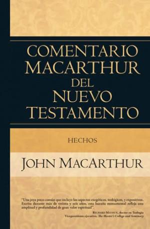 Comentario MacArthur del Nuevo Testamento - Hechos