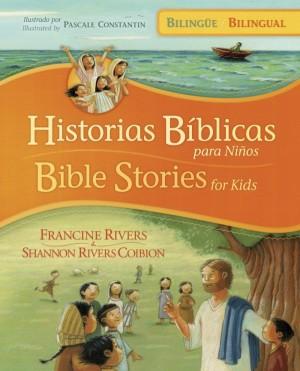 Historias bíblicas para niños. Bilingüe