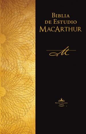 Biblia MacArthur. Rústica - RVR60