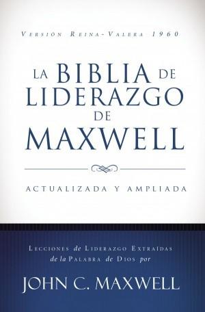 Biblia de liderazgo de Maxwell. Tapa dura - RVR60