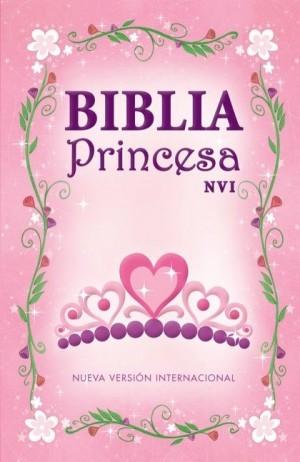 Biblia Princesa. Tapa dura - NVI