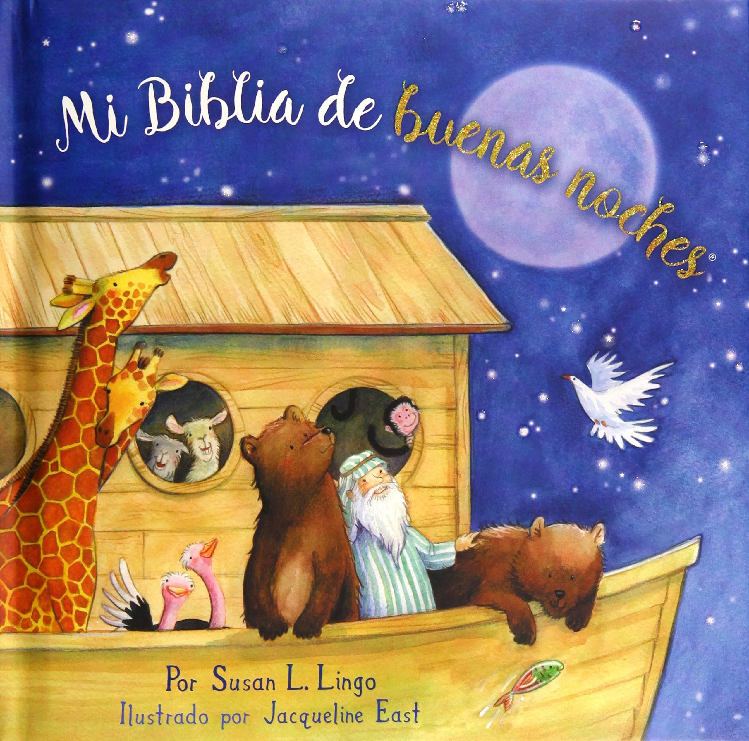 Mi Biblia de buenas noches