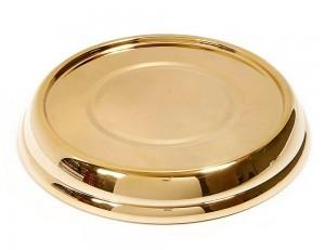 Base para bandeja de pan apilable dorada - Santa Cena
