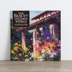 Calendario 2018 The beauty of Gods World