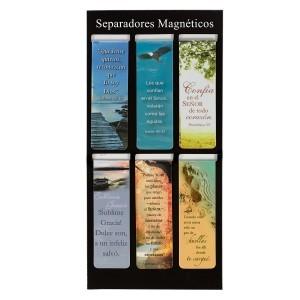 Juego de marcadores magnéticos Clásicos (pack de 6)