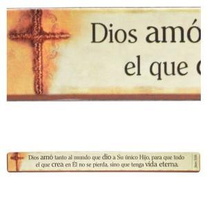 Imán Juan 3:16