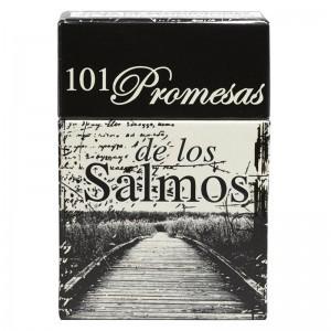 101 Promesas de los Salmos (101 tarjetas)