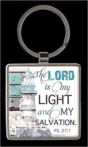 Llavero Salmo 27:1