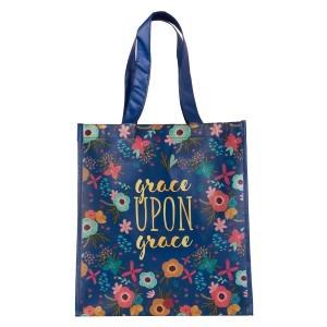 Bolsa Grace. Polipropileno. Flores