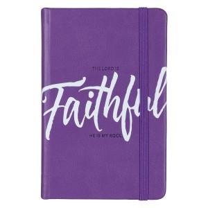 Cuaderno Faithful. Tapa dura/2 tonos. Lila