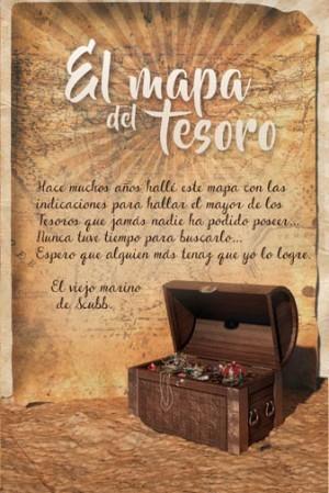 Tratado - El mapa del tesoro