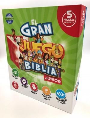 Gran juego de la Biblia, El - Junior