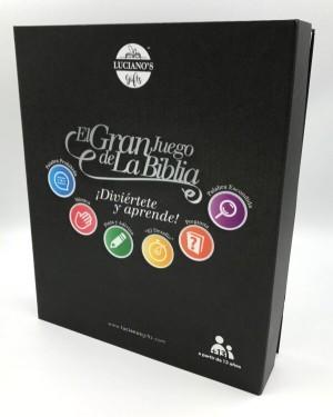 Gran juego de la Biblia, El