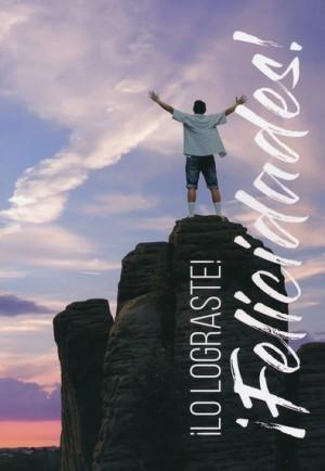 Tarjeta - ¡Lo lograste! (2 Corintios 10:17)