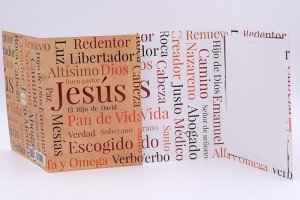 Tarjeta Jesús