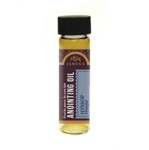 Aceite para unción - Hisopo (14,78 ml)