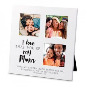 Marco multifoto I love that you are my Mom. MDF