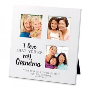 Marco multifoto I love that you are my Grandma. MDF