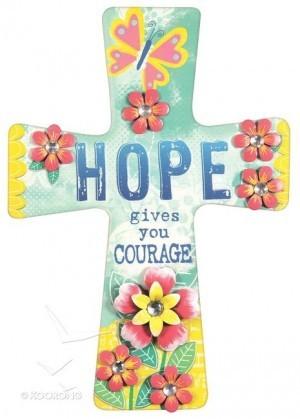 Cruz colgar Hope. MDF