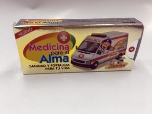 Caja de promesas Medicina para el Alma (30 tarjetas)
