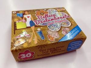 Caja de promesas Belleza deslumbrante para mujeres (30 tarjetas)
