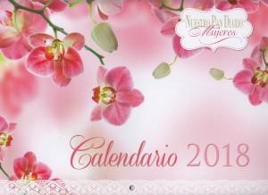 Calendario de pared Mujeres 2018