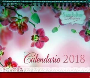 Calendario escritorio Mujeres 2018