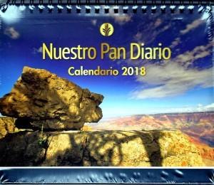 Calendario escritorio 2018