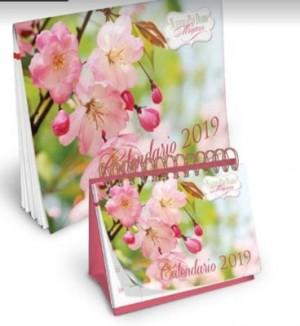 Calendario escritorio Mujeres 2019