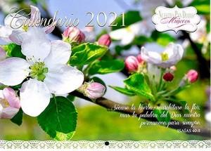 Calendario de pared Mujeres 2021