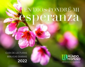 Calendario Guía de lecturas bíblicas diarias 2022 - RVA