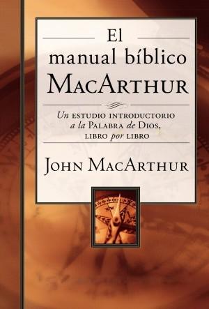 Manual bíblico MacArthur, El