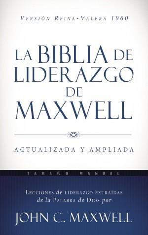 Biblia de liderazgo de Maxwell. Manual. 2 tonos - RVR60
