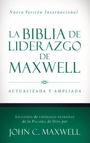 Biblia de liderazgo de Maxwell. 2 tonos - NVI
