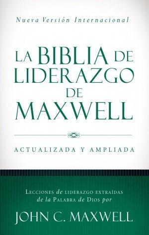 Biblia de liderazgo de Maxwell. Tapa dura - NVI
