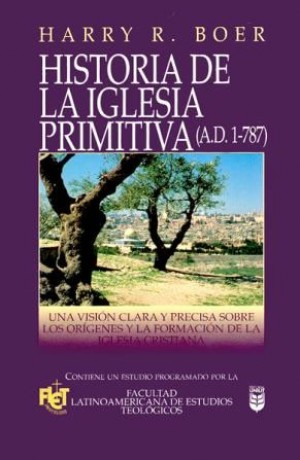 Historia de la Iglesia Primitiva - FLET