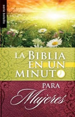 Biblia en un minuto para mujeres