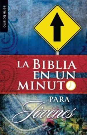 Biblia en un minuto para jóvenes