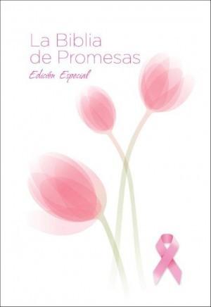 Biblia de promesas. Edición contra cáncer. Tapa dura - RVR60