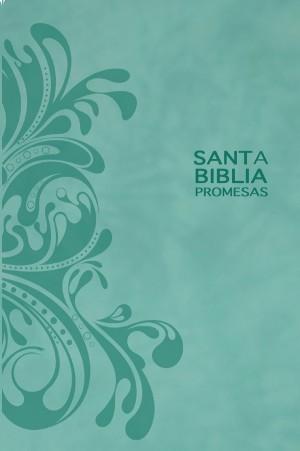 Biblia de promesas. Edición para mujeres. 2 tonos. Floral - NTV