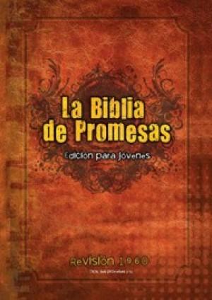 Biblia de promesas. Edición juvenil. Tapa dura - RVR60