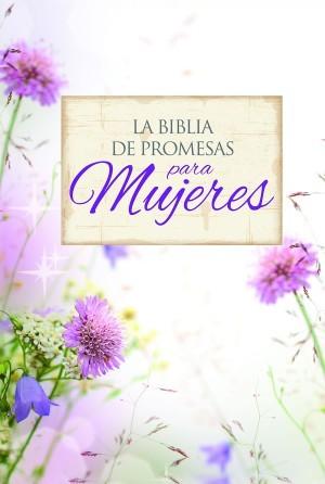 Biblia de promesas. Letra grande. 2 tonos. Floral. Índice - RVR60