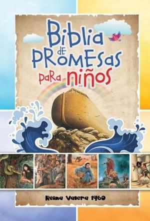Biblia de promesas para niños. Tapa dura - RVR60
