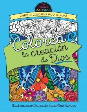 Colorea la Creación de Dios